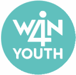Logo Adecco Win For Youth v
